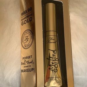 Too faced liquid gold lipgloss